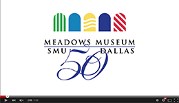 Video: Happy 50th Anniversary Meadows Museum!