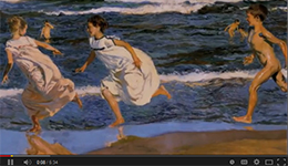 Video: Sorolla and America exhibition
