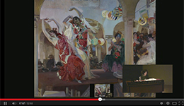 "Video: Sorolla and America Symposium Part 3 of 3: ""The Restoration of Masterworks by Joaquín Sorolla: The Rediscovery of Light"""