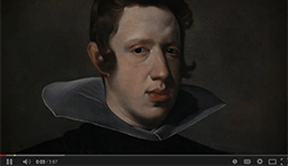 Video: Diego Velázquez: The Early Court Portraits exhibition by 'Art Matters' presenter Quin Matthews