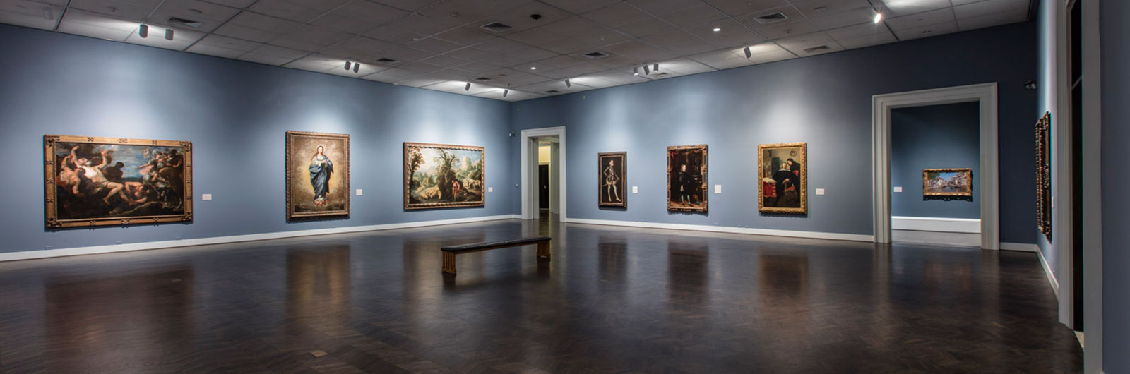 Hamon Galleries, Meadows Museum Collection