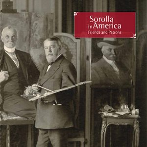 Sorolla in America catalog cover