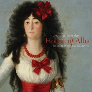 House of Alba exhibition catalogue cover
