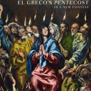 El Greco's Pentecost exhibition catalogue cover