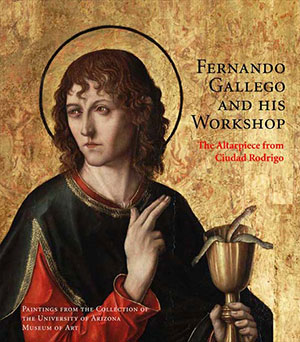 Gallego Exhibition cover