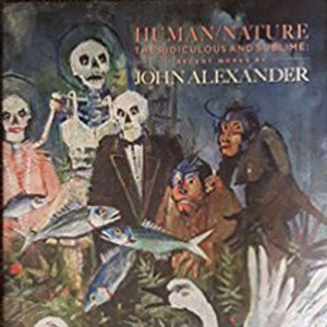 John Alexander, Human Nature, catalogue cover