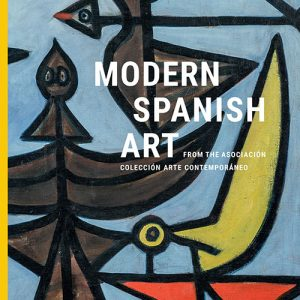 Modern Spanish Art exhibition catalogue cover