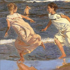 Sorolla exhibition catalogue cover