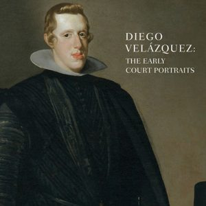 Velazquez - Early Court Portraits catalogue cover