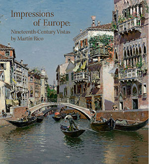 Impressions of Europe exhibition catalogue