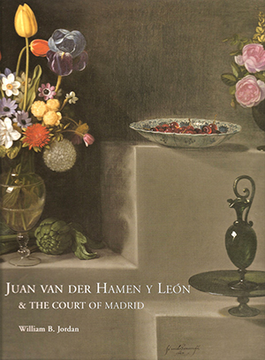 Van der Hamen exhibition catalogue cover