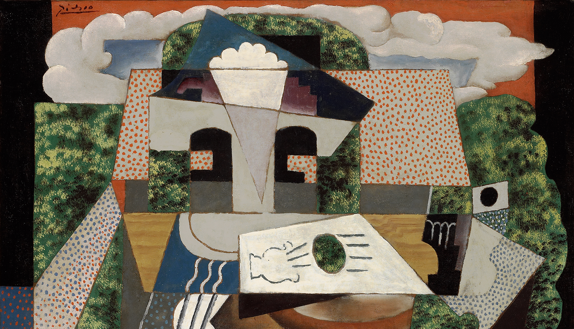 Picasso slider image