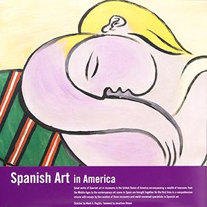 Spanish Art in America catalog cover