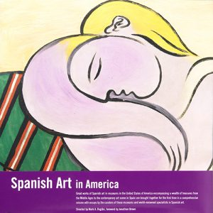 Spanish Art in America catalog cover