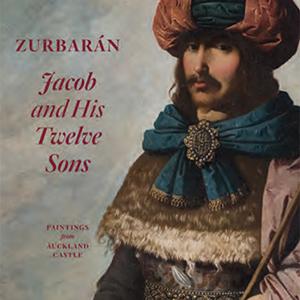 Zurbaran: Jacob and His Twelve Sons - catalog cover