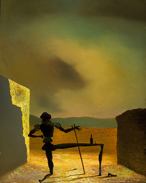Dalí: Poetics of the Small | Meadows Museum, Dallas