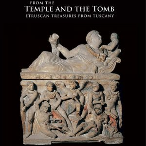 Temple and Tomb catalogue cover