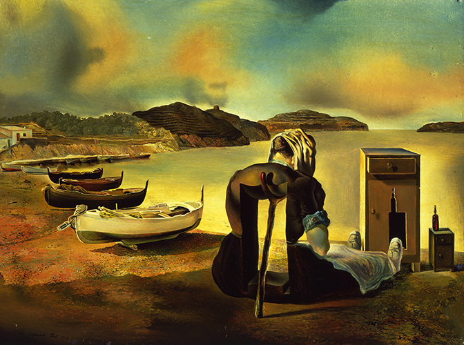 Dalí: Poetics of the Small   Meadows Museum, Dallas