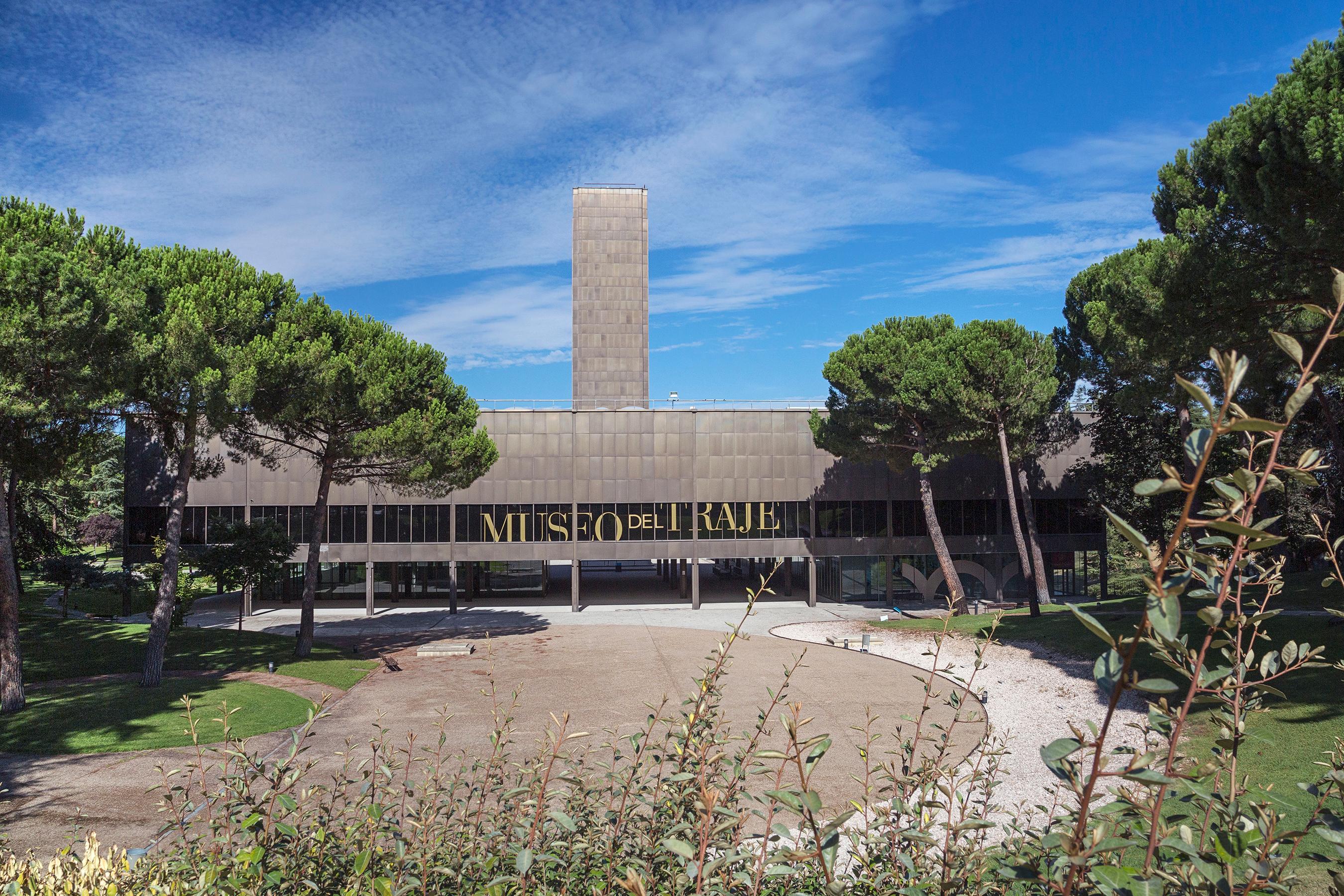 Museo del Traje:
